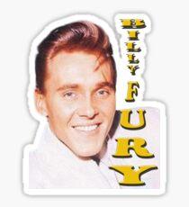 BILLY FURY Sticker