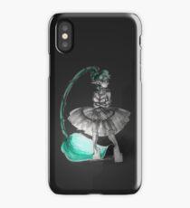 Rainbow Punk: Tirquoise Steam iPhone Case/Skin