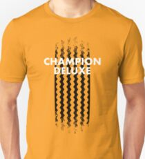 Champion Deluxe Motorcycle Tire Tread T-Shirt