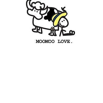 MooMoo Love - Who loves cows?  by mog2910