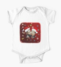 Xmas with Schmoopies One Piece - Short Sleeve