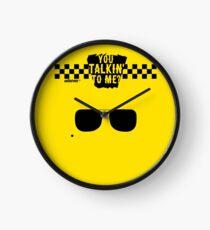 Reloj Taxi Driver - You talkin' to me?