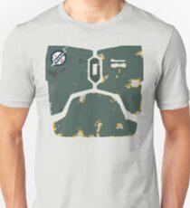 Boba Fett chestplate design  Unisex T-Shirt