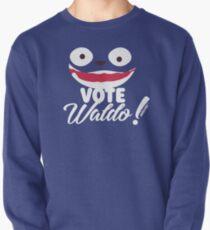 Black Mirror - Vote Waldo! Pullover
