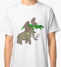 Bigfoot Race  Classic T-Shirt