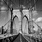 Brooklyn Bridge by Mark Wilson