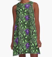 Passion of Natue A-Line Dress