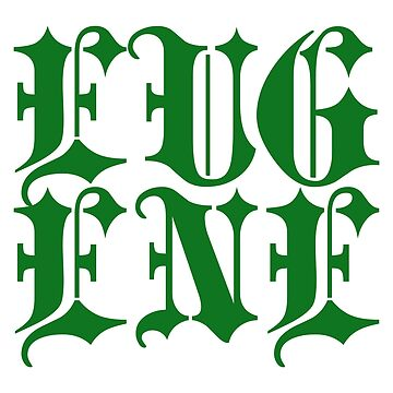Eugene Gothic by lawjfree