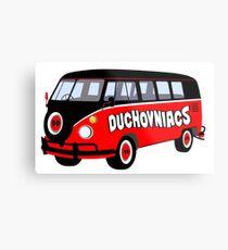 Duchovniacs Bus Metal Print