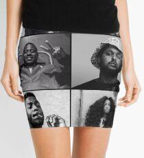 TDE - Kendrick, Ab-soul, Q, Jay Rock, Isaiah, SZA  Mini Skirt