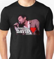 Duchovniacs Love David T-Shirt