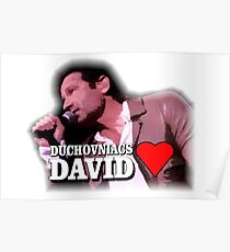 Duchovniacs Love David Poster