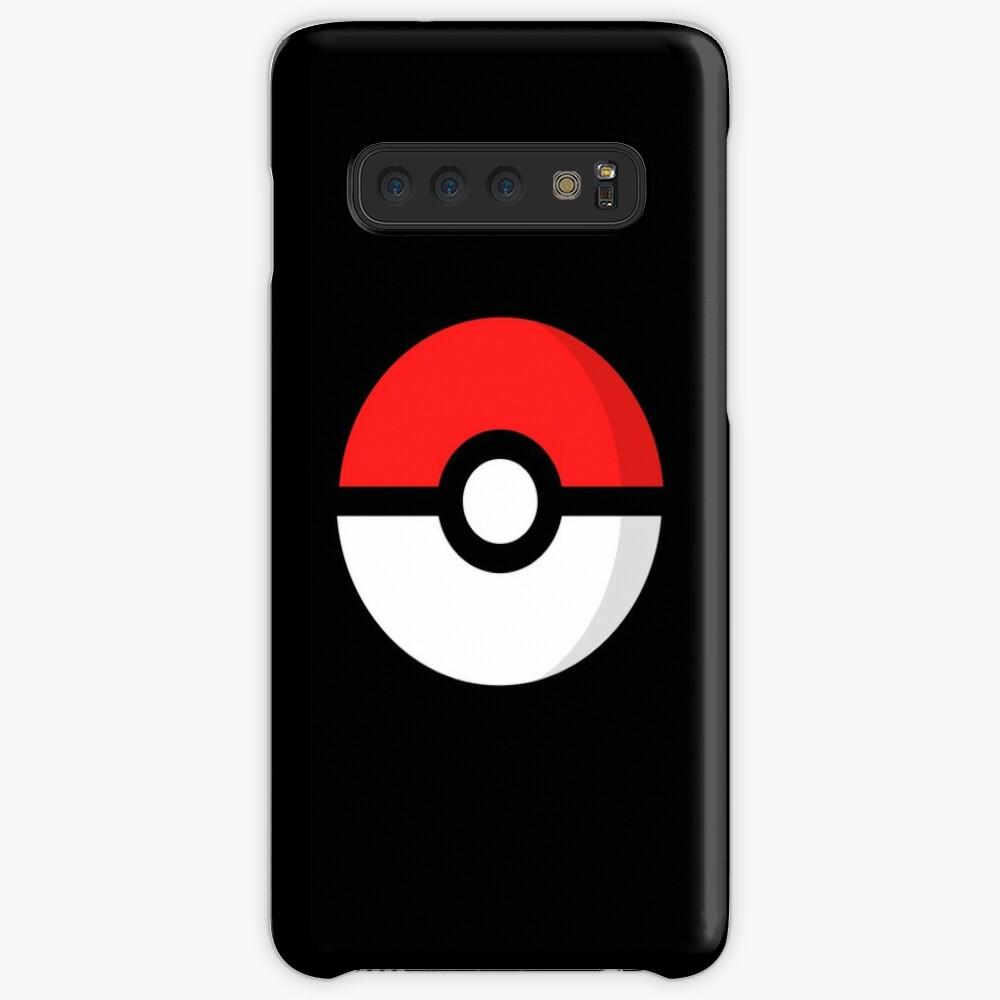 Pokémon - Pokébola Funda y vinilo para Samsung Galaxy