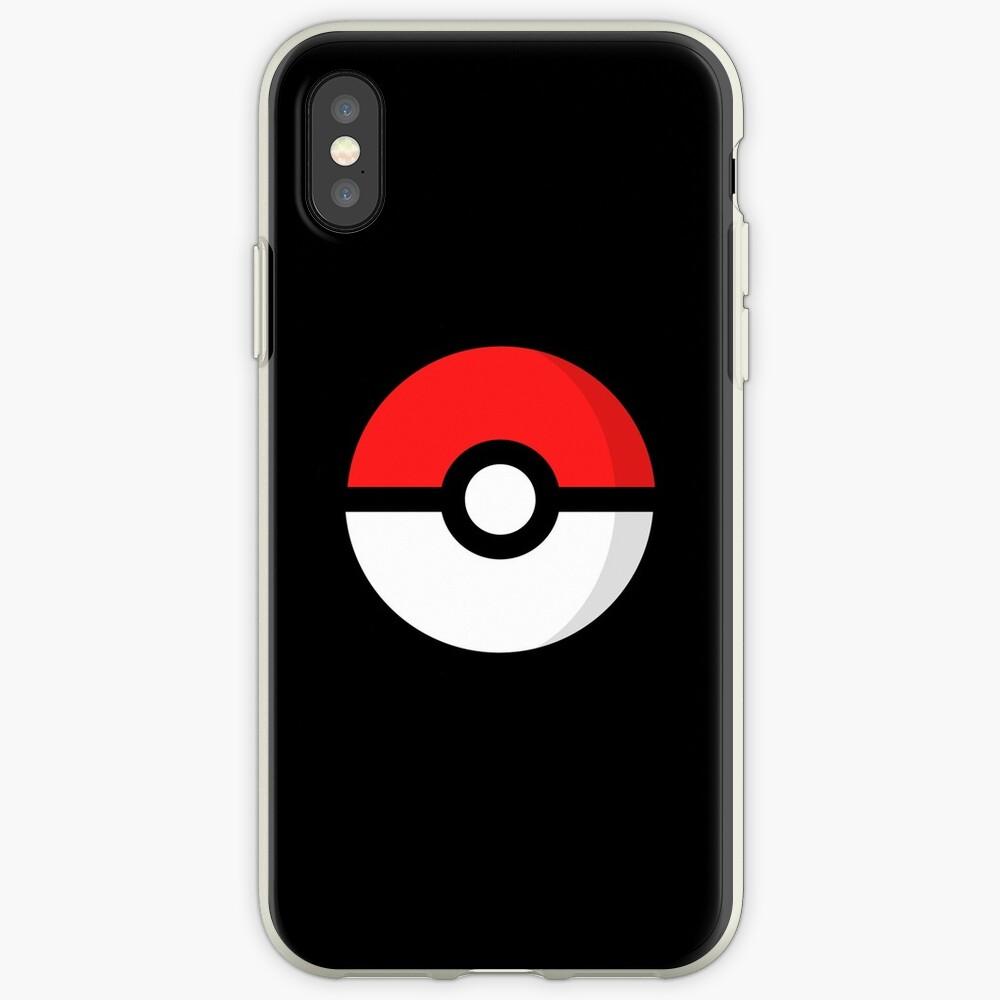 Pokémon - Pokébola Funda y vinilo para iPhone