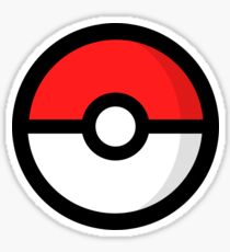 Pokémon - Pokéball Sticker