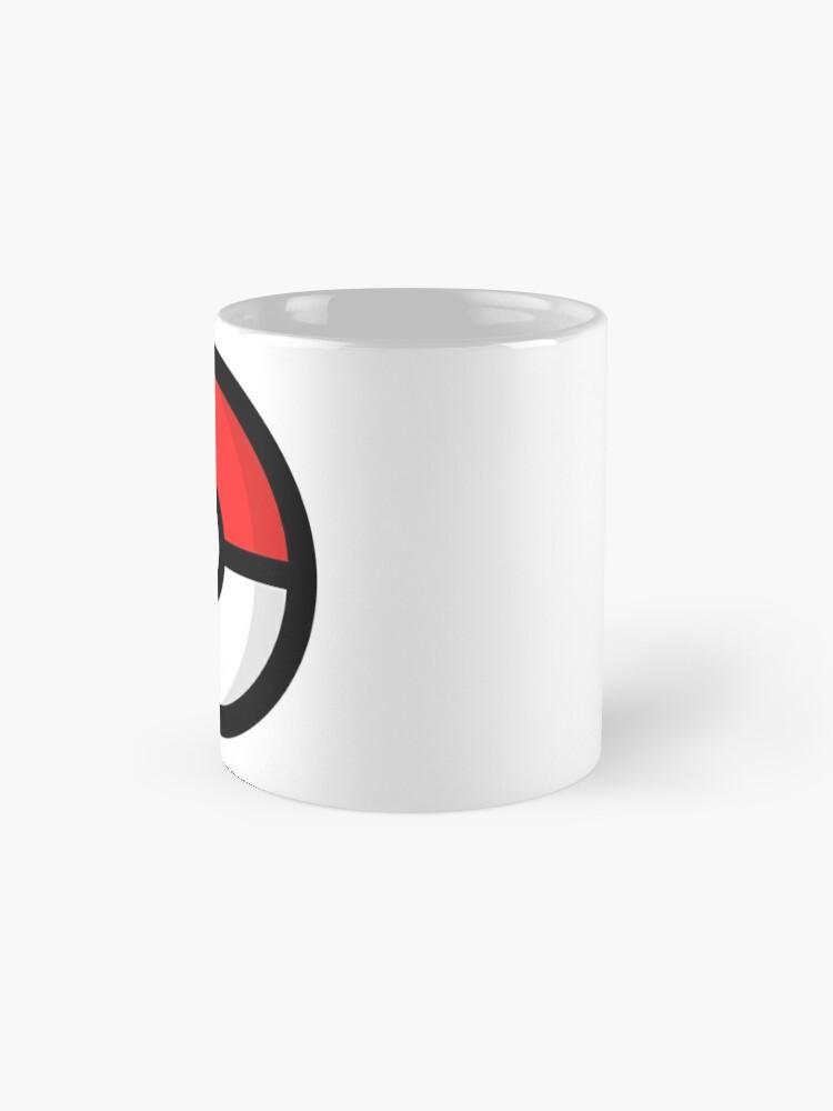 Vista alternativa de Taza Pokémon - Pokébola