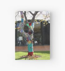 The Library Tree  Hardcover Journal