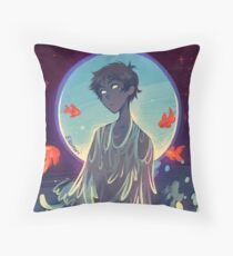 Song of Water Throw Pillow