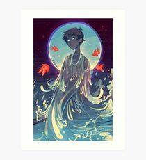 Song of Water Art Print