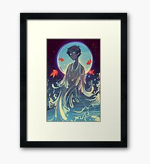 Song of Water Framed Print