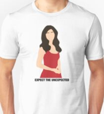 Julie Chen- Expect The Unexpected T-Shirt