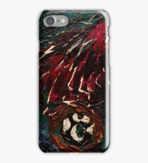 Hands of a Poet iPhone Case/Skin