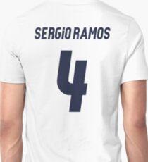 Sergio Ramos 4 T-Shirt