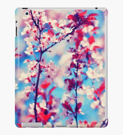 Blooming iPad Case/Skin