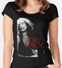 Tori Live Old School Women's Fitted Scoop T-Shirt