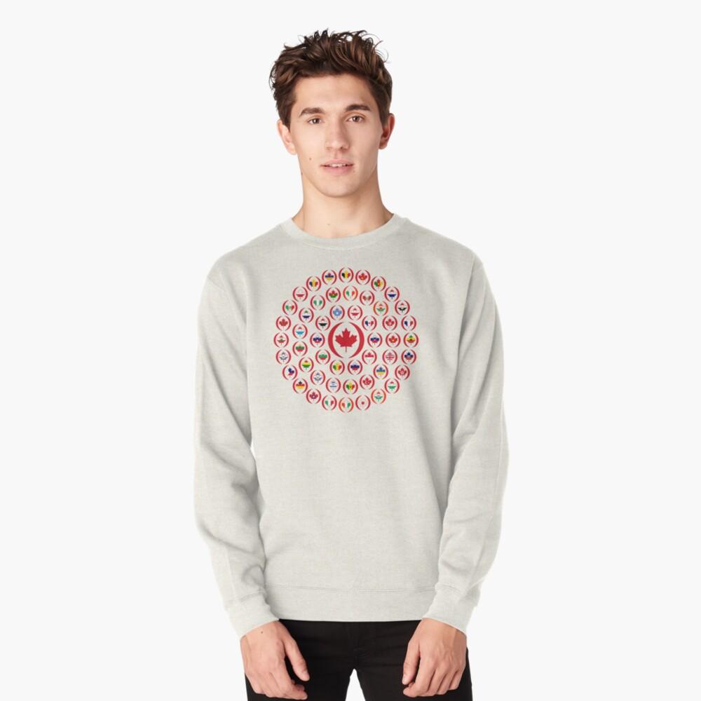 We Are Canada Multinational Patriot Collective 1.0 Pullover Sweatshirt
