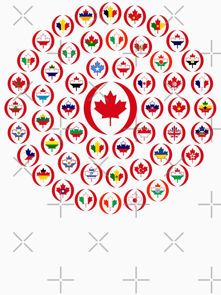 We Are Canada Multinational Patriot Collective  by carbonfibreme