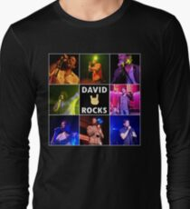 David Duchovny Rocks T-Shirt