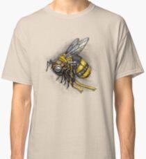 Bumblebee Shirt (Light Background) Classic T-Shirt