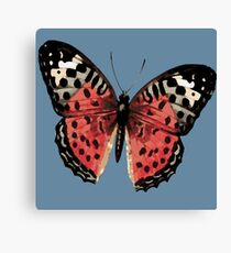 Watercolour Butterfly Canvas Print