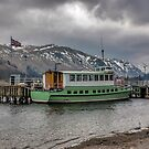 Tourist Boat at Glennridding by Trevor Kersley
