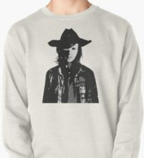 The Walking Dead - Profil von Carl Grimes Sweatshirt