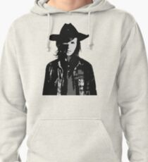 The Walking Dead - Carl Grimes Profile Pullover Hoodie