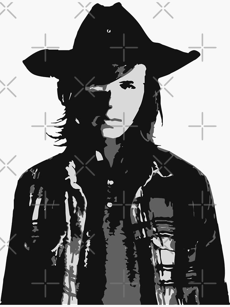 The Walking Dead - Perfil de Carl Grimes de engyles