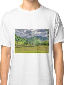 Hartsop Village Lake District Classic T-Shirt