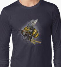 Bumblebee Shirt (für dunkle Hemden) Langarmshirt