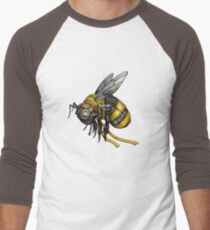 Bumblebee Shirt (for dark shirts) Men's Baseball ¾ T-Shirt