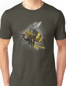 Bumblebee Shirt (for dark shirts) Unisex T-Shirt