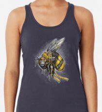 Bumblebee Shirt (für dunkle Hemden) Racerback Tank Top