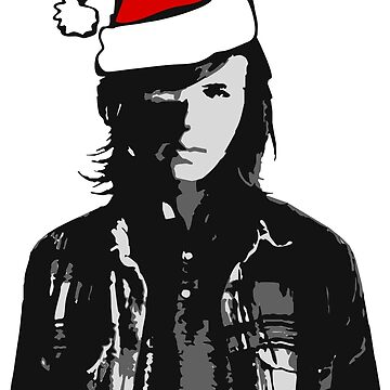The Walking Dead - Carl Christmas by engyles