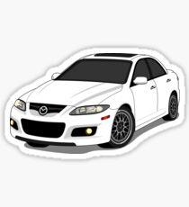 Mazda Mazdaspeed Sticker