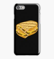 Glitch Food obvious panini iPhone Case/Skin