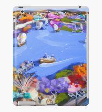 Cool waters iPad Case/Skin
