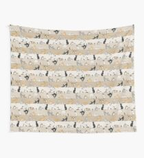 Cat & Mouse Wall Tapestry
