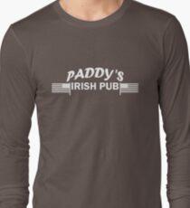 Paddys Irish Pub white T-Shirt