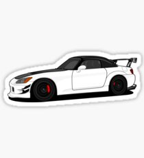 Honda S2000 Sticker